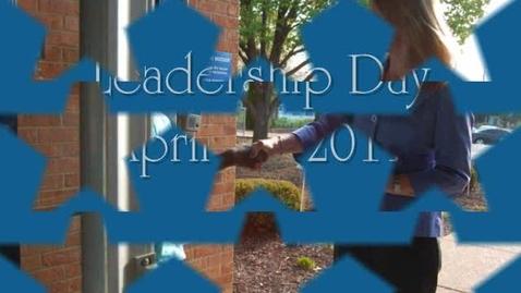 Thumbnail for entry Stanton's 1st Leadership Day