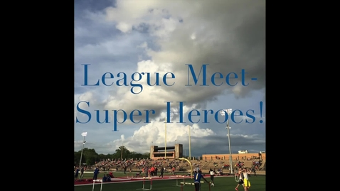 Thumbnail for entry League Meet-Super heroes