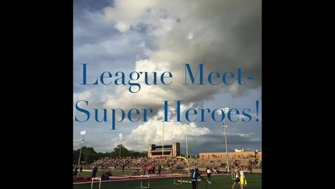 Thumbnail for entry League Meet-Super heroes