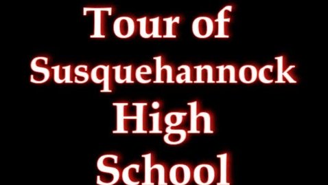 Thumbnail for entry Tour of Susquehannock