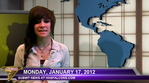Thumbnail for entry January 17, 2012