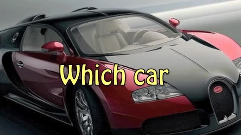 Thumbnail for entry Car Comparison Video