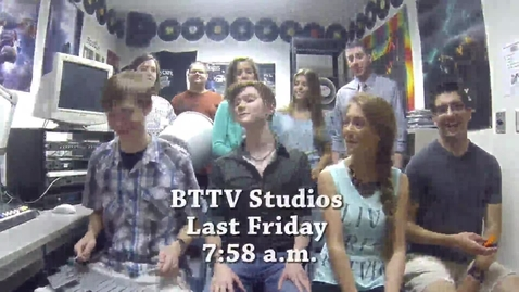 Thumbnail for entry Happy - Butler Tornado Television Classroom Instruments