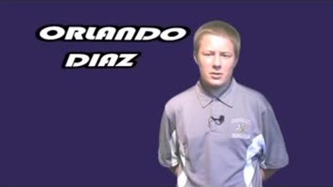 Thumbnail for entry Orlando Diaz for ARHS Freshmen Vice-President