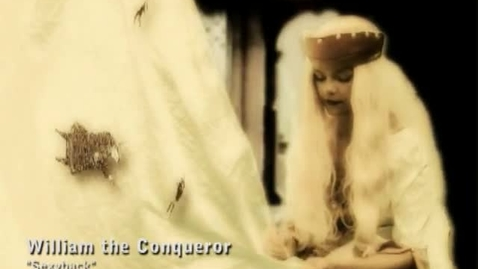 """Thumbnail for entry William the Conqueror (""""Sexyback"""" by Justin Timberlake)"""