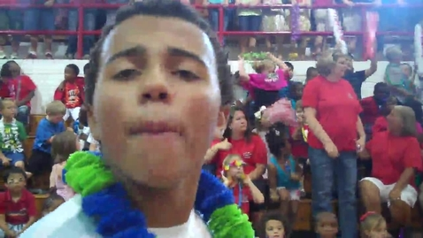Thumbnail for entry Luverne vs Goshen Pre-Game Pep Rally