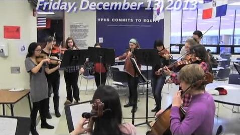 Thumbnail for entry Friday, December 13, 2013
