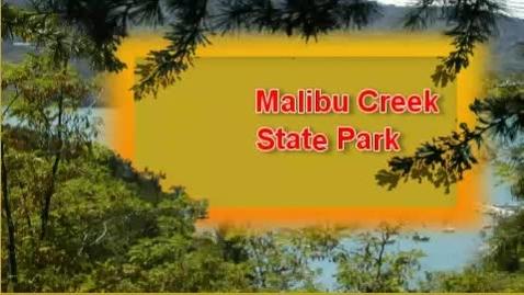 Thumbnail for entry Malibu Field Trip