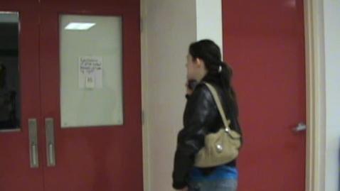 Thumbnail for entry The Door Scene