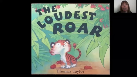 Thumbnail for entry the loudest roar read by Miss Donaghy