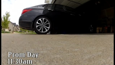 Thumbnail for entry Prom Day Prep