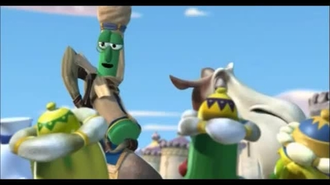 Thumbnail for entry Jonah A VeggieTales Movie - Part 2