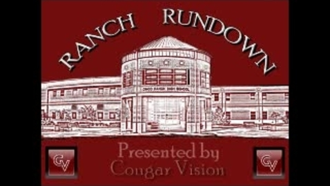 Thumbnail for entry Ranch Rundown 10-4-11