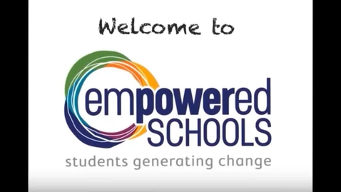 Thumbnail for entry Welcome to emPowered Schools