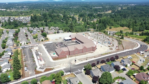 Thumbnail for entry Elementary #16 Drone Footage Site Progress July 2021