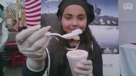 Thumbnail for entry Heladero de nieve: explicado para niños | Y tú ¿en qué trabajas?