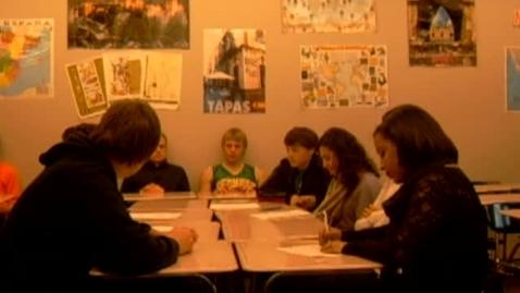 Thumbnail for entry AP Spanish Debate Salud (team #4, pt. 3)