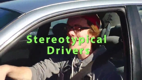 Thumbnail for entry Driving Stereotypes