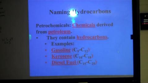 Thumbnail for entry Unit 4: Alkene Formulas