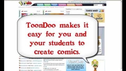 Thumbnail for entry ToonDoo