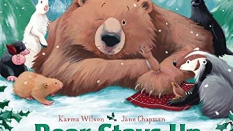 Thumbnail for entry Bear Stays Up For Christmas - Mrs. Brannon