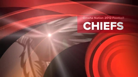 Thumbnail for entry Omaha Nation vs. Allen Eagles 2012 Football