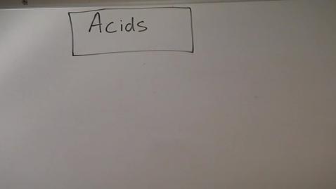 Thumbnail for entry 6.9 Naming Acids - Binary