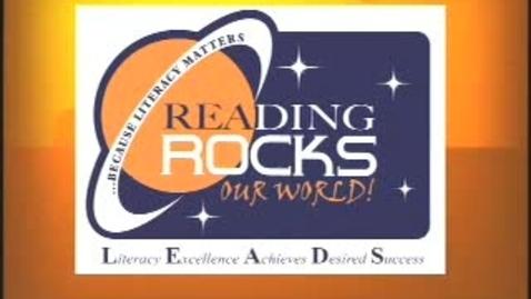 Thumbnail for entry Reading Rocks 2009