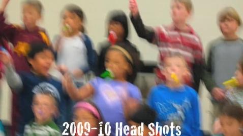 Thumbnail for entry Head Shots 2010