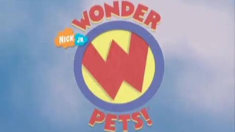 Thumbnail for entry Les Wonder Choux sauvent le caméléon / Les Wonder Choux sauvent l'ornithorynque