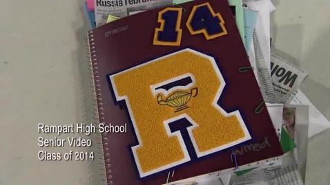 Thumbnail for entry RHS Senior Video 2014