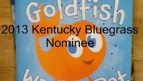 Thumbnail for entry Gilbert Goldfish Wants a Pet