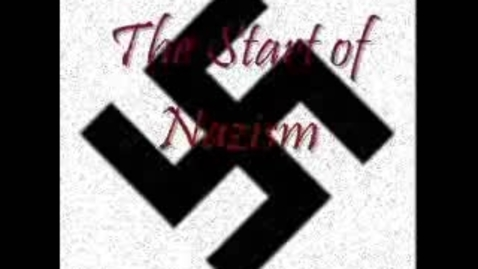 Thumbnail for entry Nazism and World War II