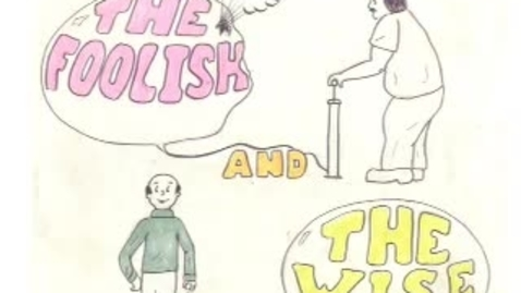 Thumbnail for entry The Foolish and the Wise.mov
