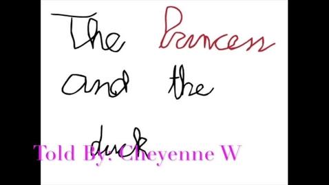 Thumbnail for entry Cheyenne W.'s DigiStory (B1)