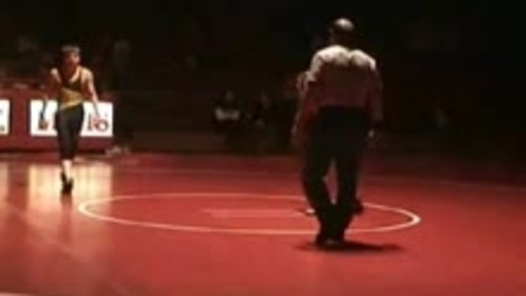 Thumbnail for entry 2009 MSHS Wrestling vs. Negaunee