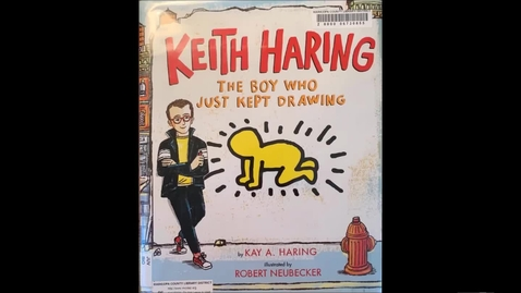 Thumbnail for entry Keith Haring The Boy Who Just Kept Drawing