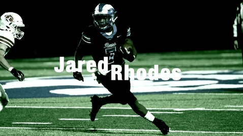 Thumbnail for entry Jared Rhodes Player Profile