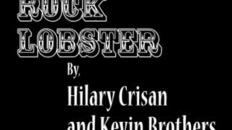 Thumbnail for entry Rock Lobster (WSCN Music Video 2008-2009)