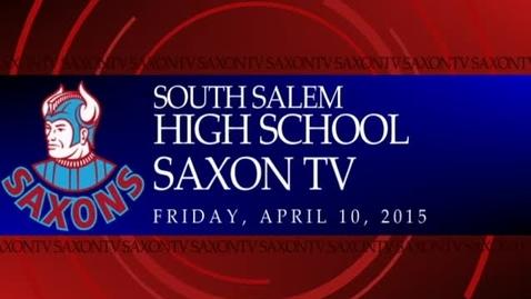 Thumbnail for entry Saxon TV 041015
