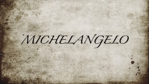 Thumbnail for entry Michelangelo
