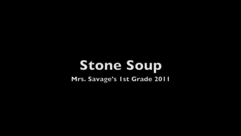 Thumbnail for entry Stone Soup