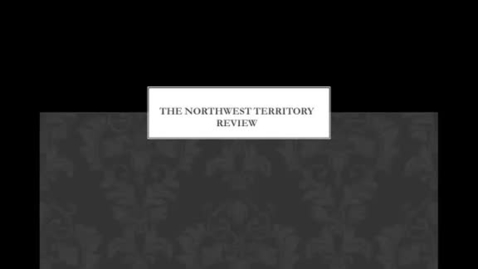 Thumbnail for entry The Northwest Territory Review