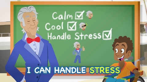 Thumbnail for entry Cool Calm and Collected - Music Video, 2nd Grade or 1st Grade