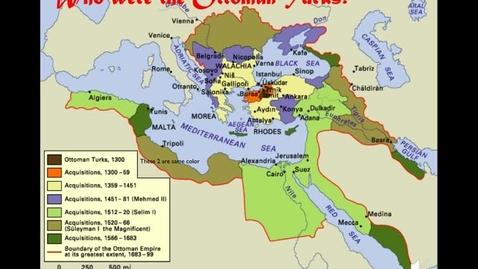 Thumbnail for entry Ottoman Turks
