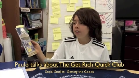 Thumbnail for entry Paulo and the Get Rich Quick Club Intro