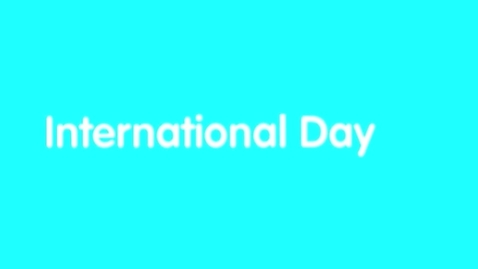 Thumbnail for entry International Spirit Day - Video Yearbook - Produced by Kelsey - Attucks Middle School