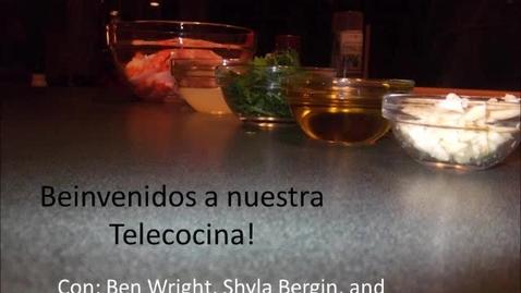 Thumbnail for entry Camarones al Ajillo-Telecocina