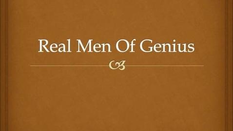 Thumbnail for entry Real Men of Genius-LB2