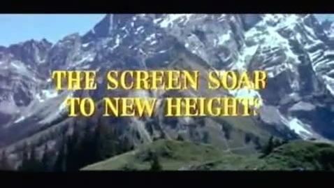 Thumbnail for entry The Sound of Music Trailer 1965